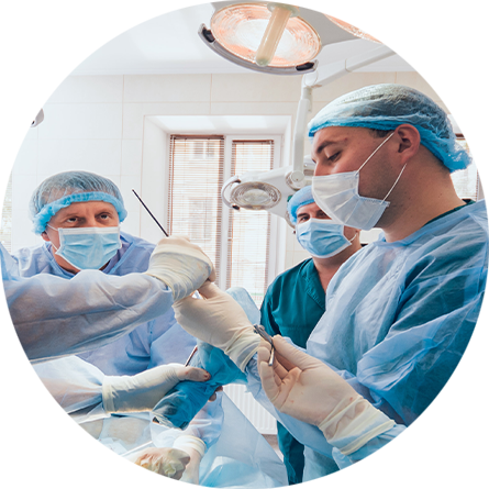 surgical department anesthesia